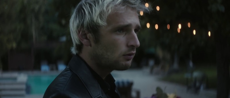 Actor Hopper Penn appears a in a short film for Saint Laurent.