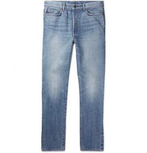 The Row - Bryan Selvedge Denim Jeans - Men - Blue