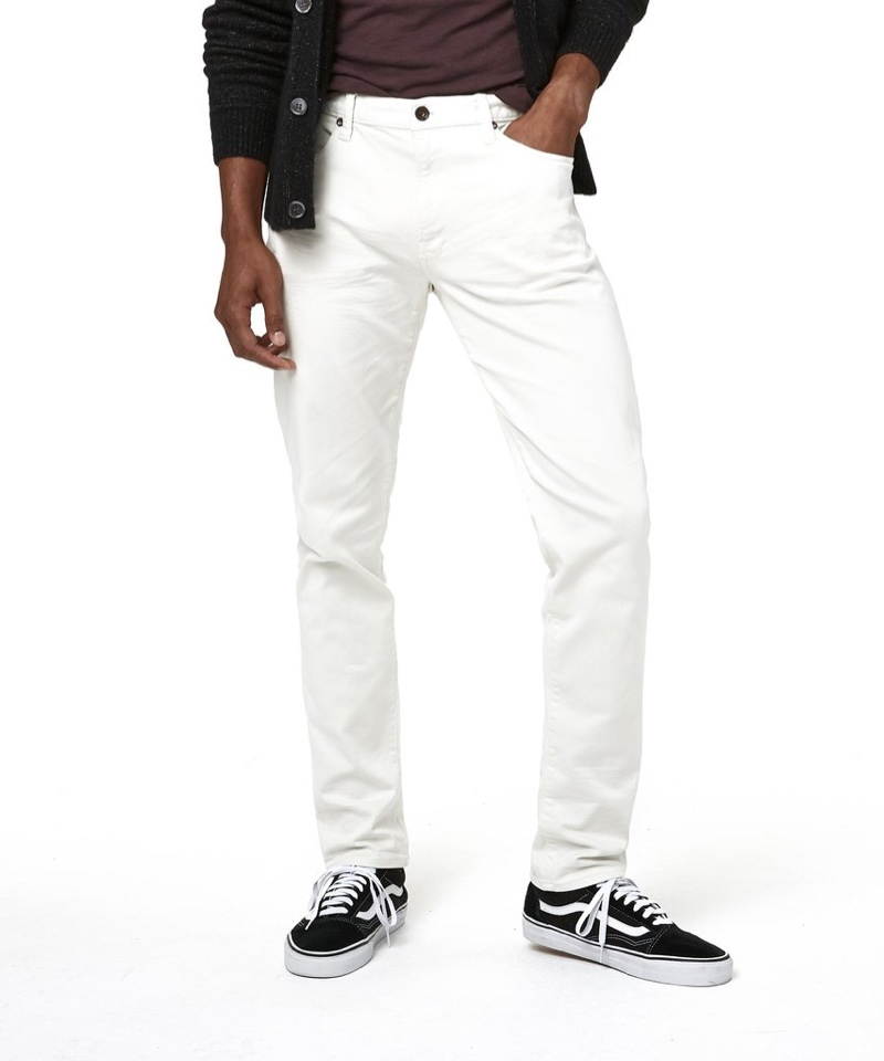 Todd Snyder 5-Pocket Garment-Dyed Stretch Twill Jeans $148