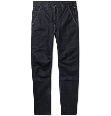 rag & bone - Engineer Workwear Slim-Fit Selvedge Denim Jeans - Men - Indigo