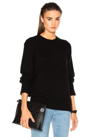 Acne Studios Peele Sweater in Black. - size M (also in S,L,XL)
