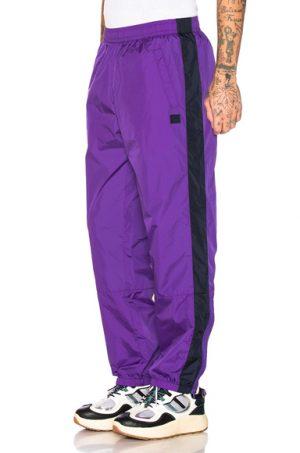 Acne Studios Phoenix Trousers in Purple. - size L (also in S,XL)