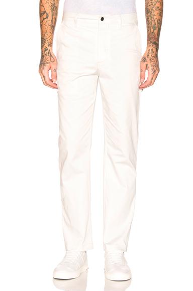 9ba202341 Acne Studios Satin Trousers in White. - size 50 (also in 46,48,52)