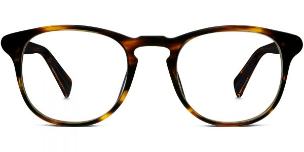 Baker m Eyeglasses in Striped Sassafras Non-Rx