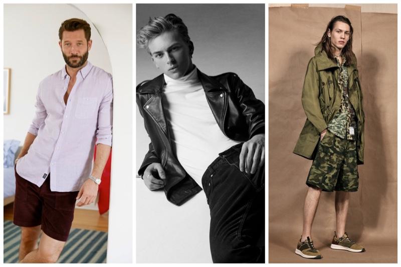 Casual clothes men