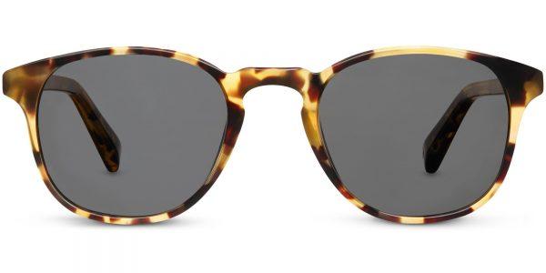 Downing m Sunglasses in Walnut Tortoise (Grey Rx)
