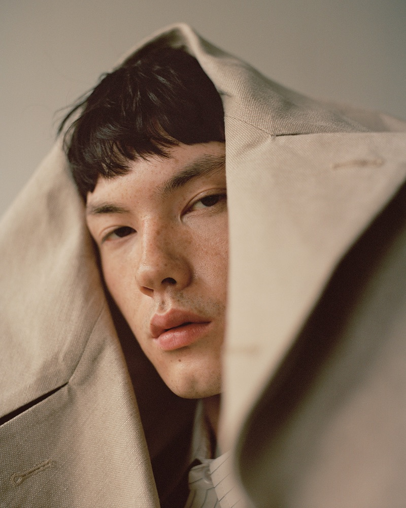 The Constructivist: Emile Woon for VMAN