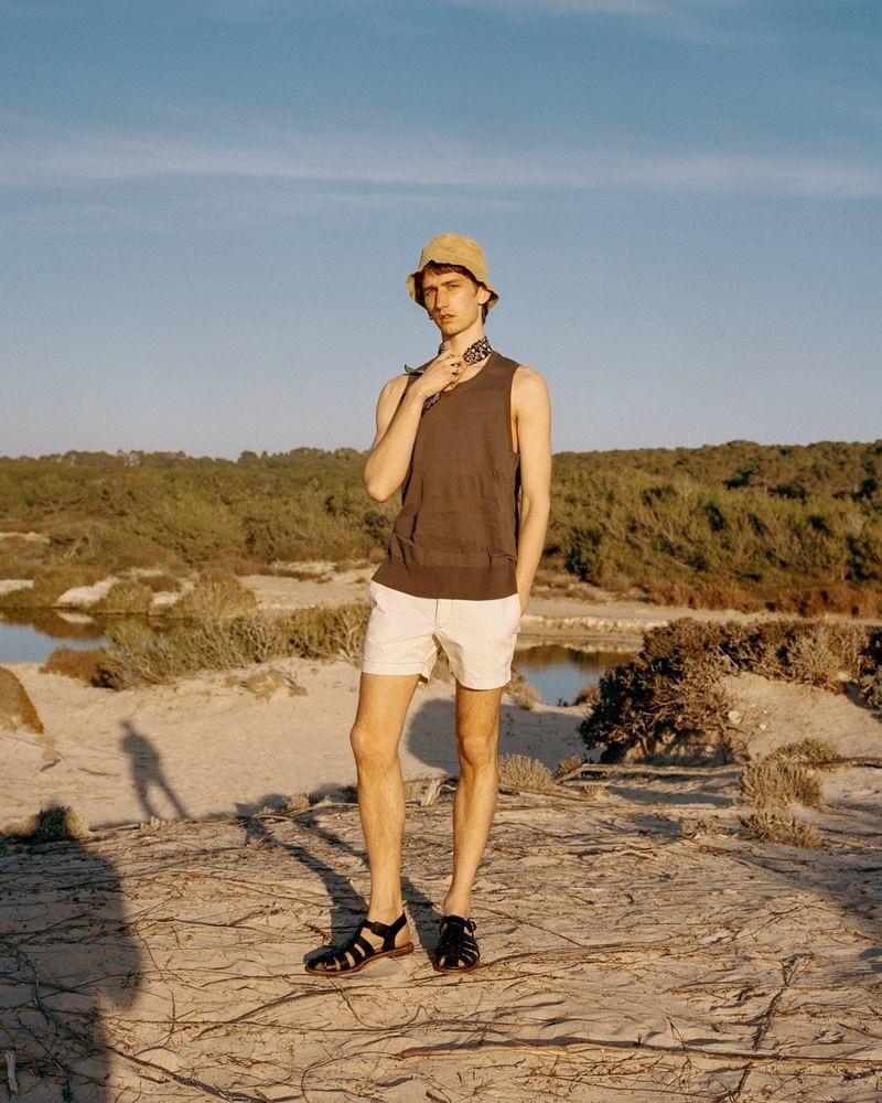 Etienne de Testa Brings a Quirky Attitude to Port Magazine