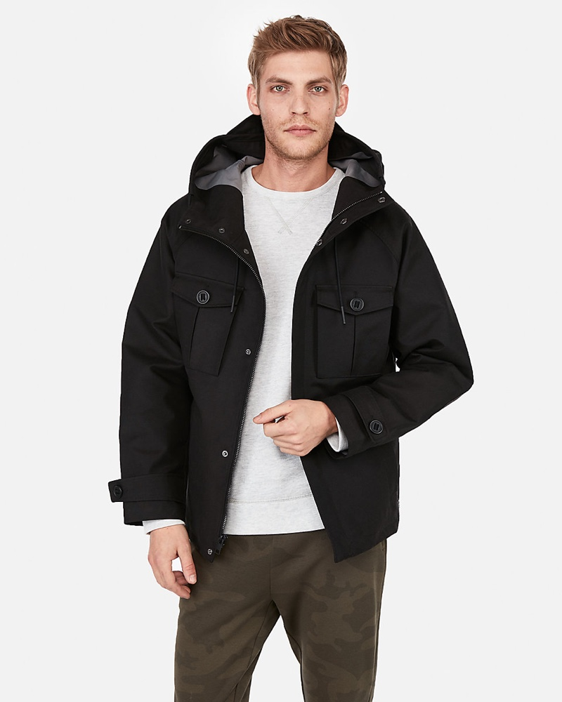 Express Heavy Duty Parka $198