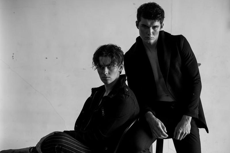 Fashionisto Exclusive: Jakub Miscik and Lukas Hajek photographed by Jonjie Baniel