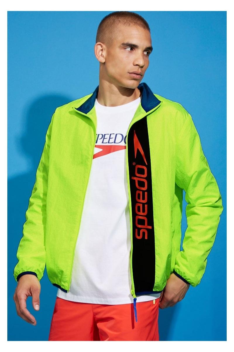 Speedo Graphic Windbreaker $39.90