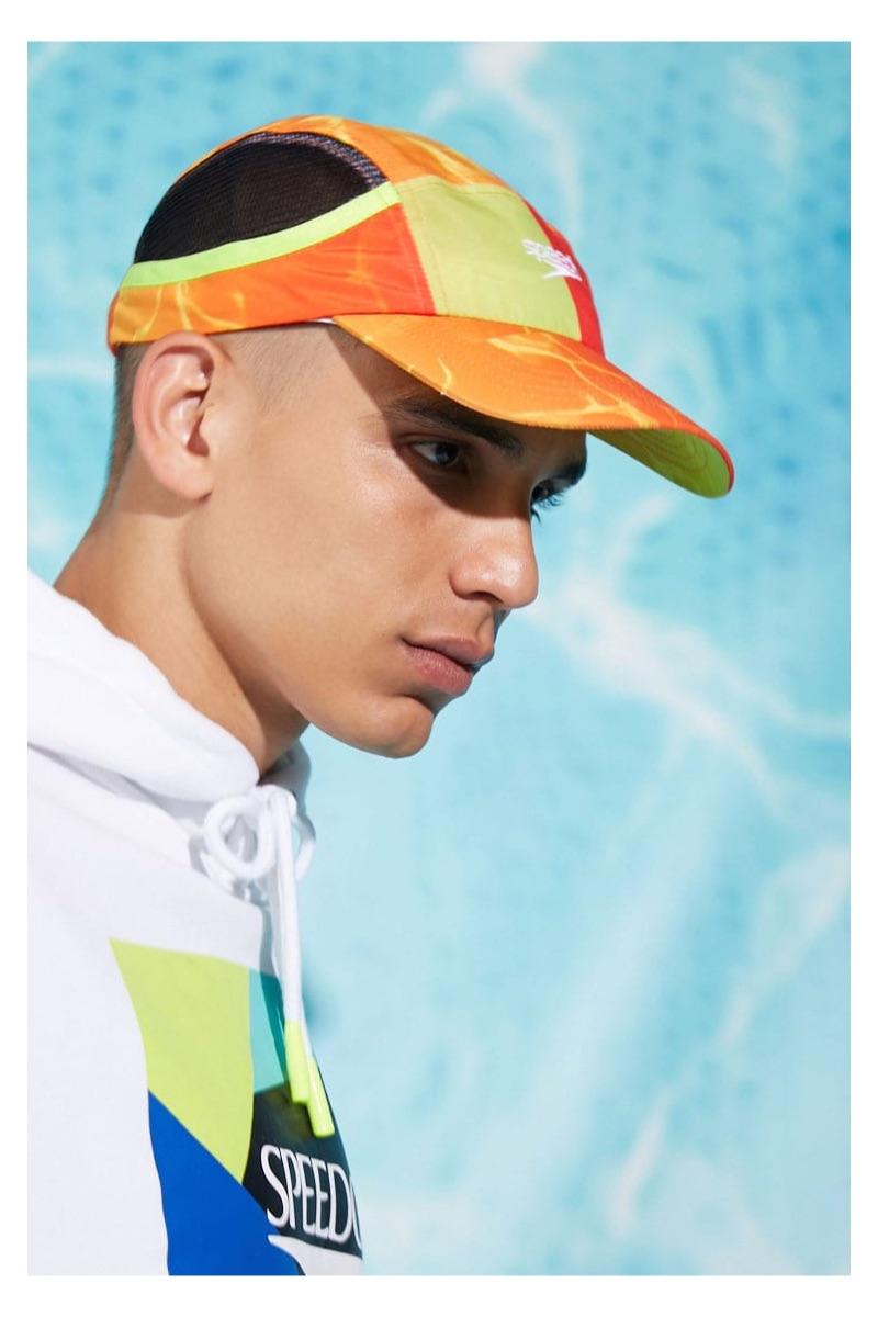 Speedo Colorblock Mesh Cap $12.90