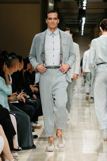Giorgio Armani Cruise 2020 Men S Collection The Fashionisto