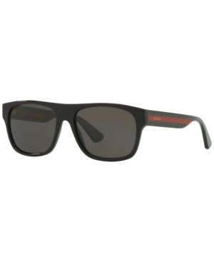 Gucci Polarized Sunglasses, GG0341S 56