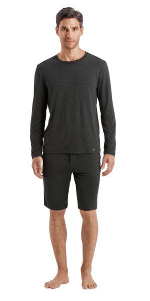 HANRO Casuals Shorts - Caviar S - 75039