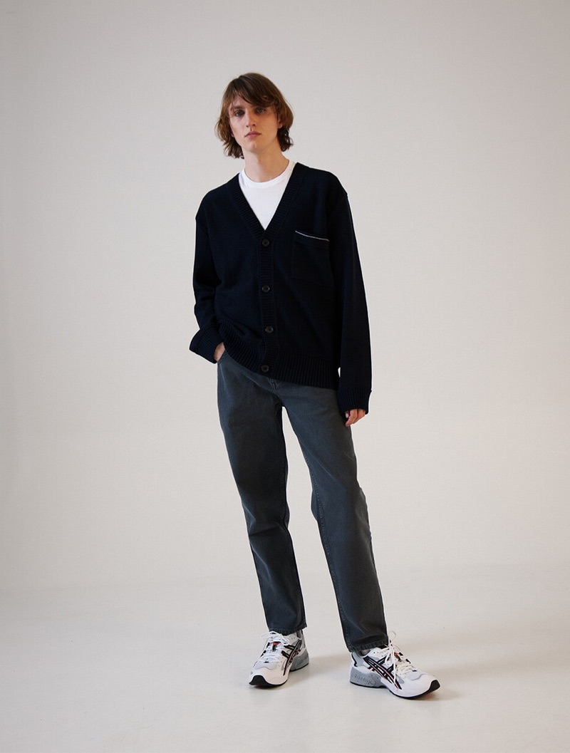 American Nostalgia: Henry Rausch Goes Casual with Luisaviaroma