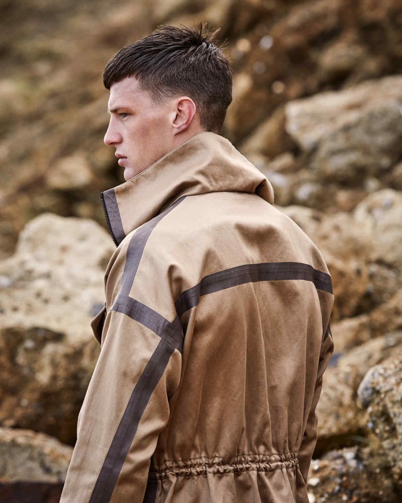 Jack Buchanan Rocks Utility-Inspired Style for How to Spend It