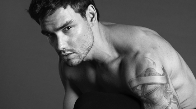 Liam Payne Shirtless Photo Shoot