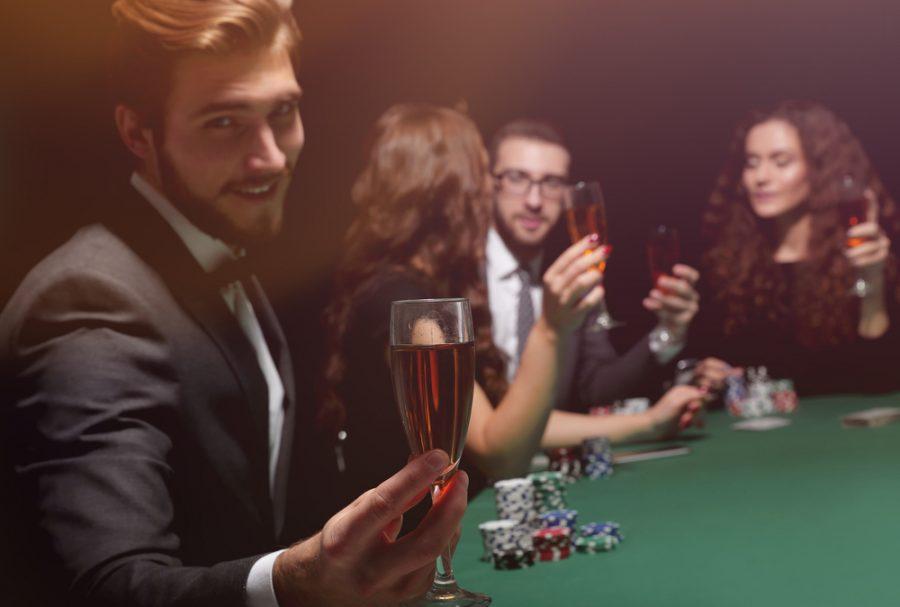 Casino Kleidung Mann