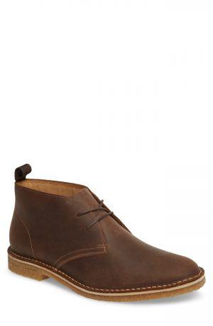 Men's 1901 Hudson Chukka Boot, Size 7.5 M - Brown