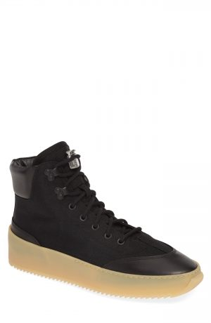 Men's Fear Of God 6Th Collection Hiker Sneaker, Size 40 EU - Black