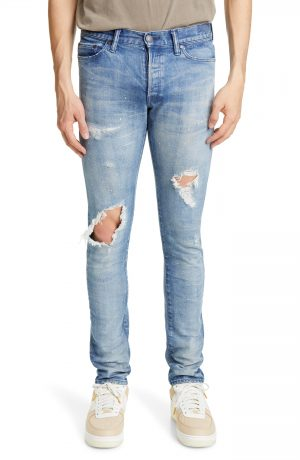 Men's John Elliott The Cast 2 Ripped Skinny Fit Jeans