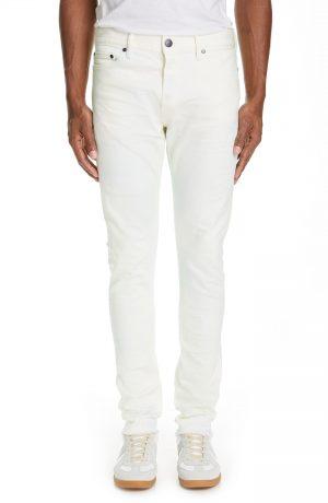 Men's John Elliott The Cast 2 Skinny Fit Jeans, Size 31 - White