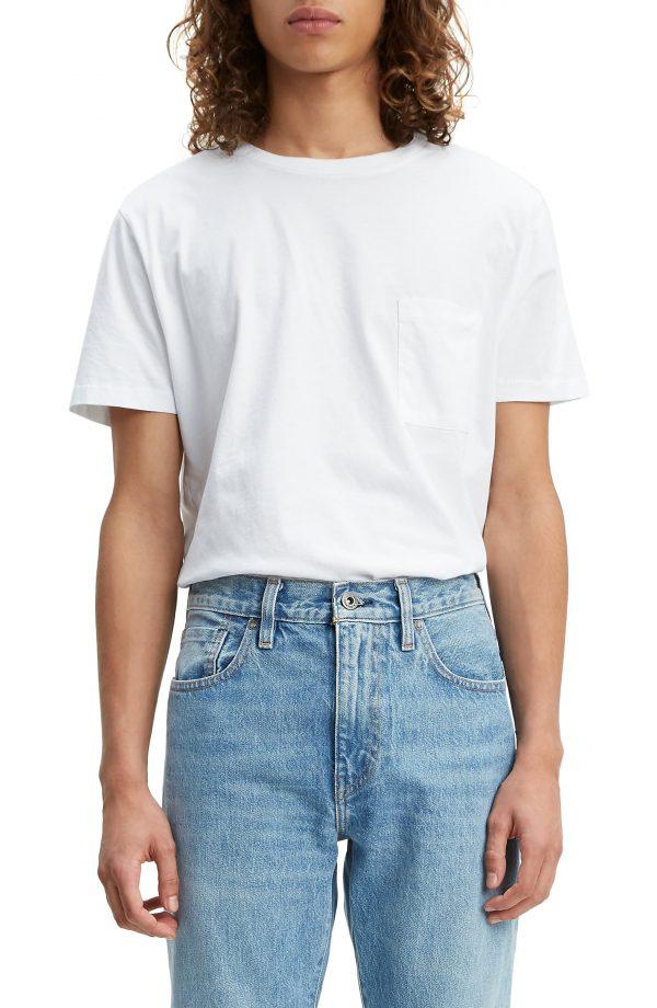 Men's Levi's Made & Crafted(TM) Regular Fit Pocket T-Shirt