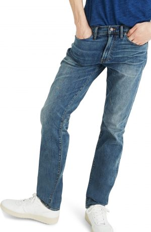 Men's Madewell Straight Leg Jeans