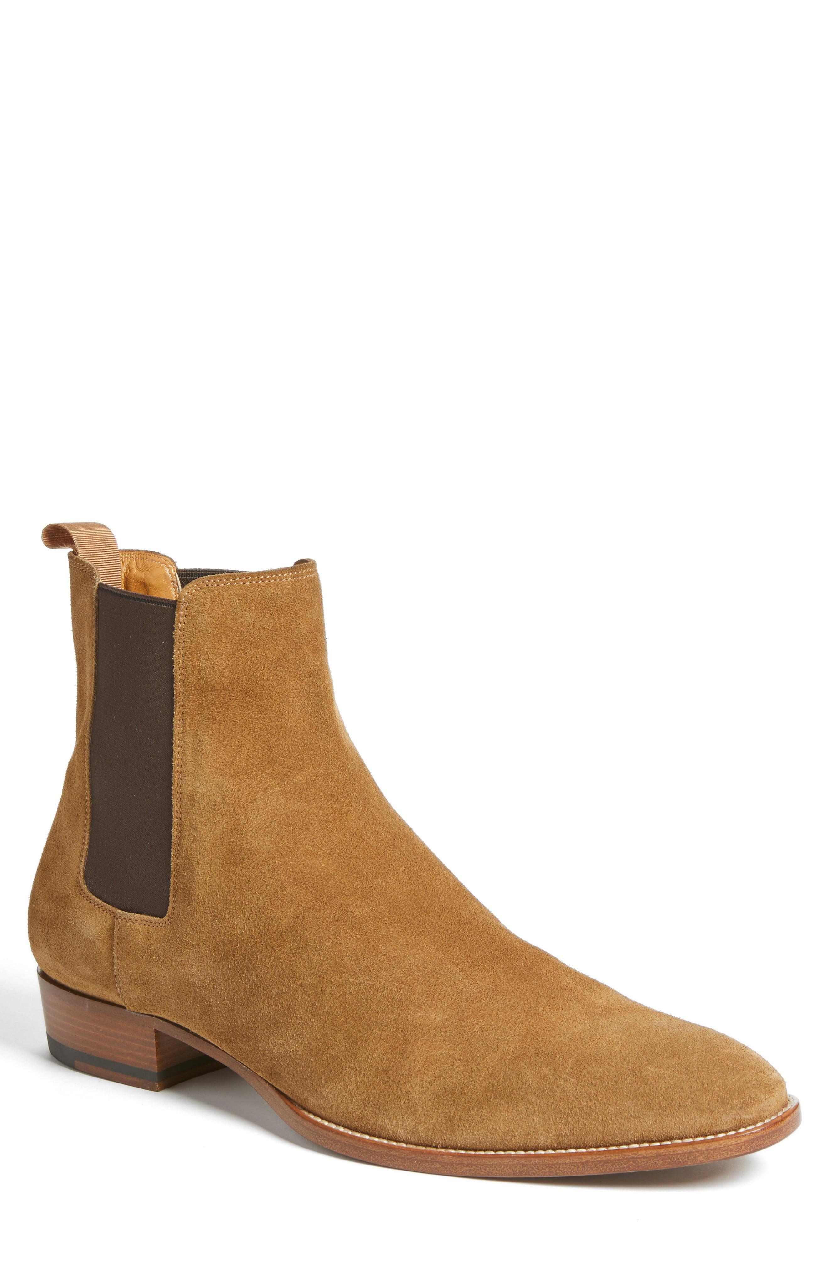 Men's Saint Laurent Wyatt Chelsea Boot