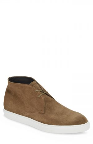 Men's To Boot New York Grid Chukka Boot, Size 8.5 M - Brown
