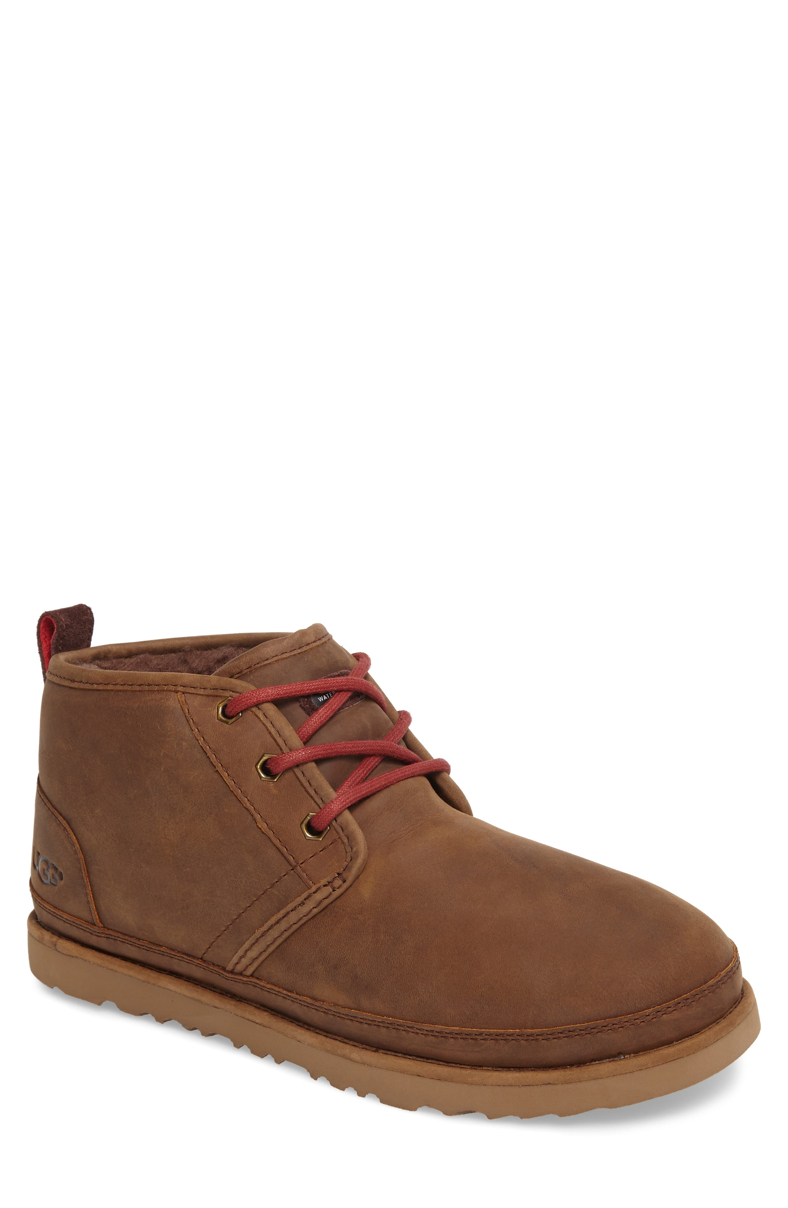 dba7f015867 Men's Ugg Neumel Waterproof Chukka Boot, Size 5 M – Brown | The ...