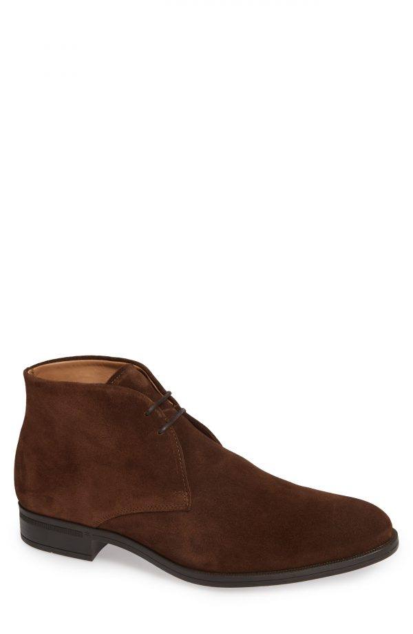 Men's Vince Camuto Iden Chukka Boot, Size 11.5 M - Brown