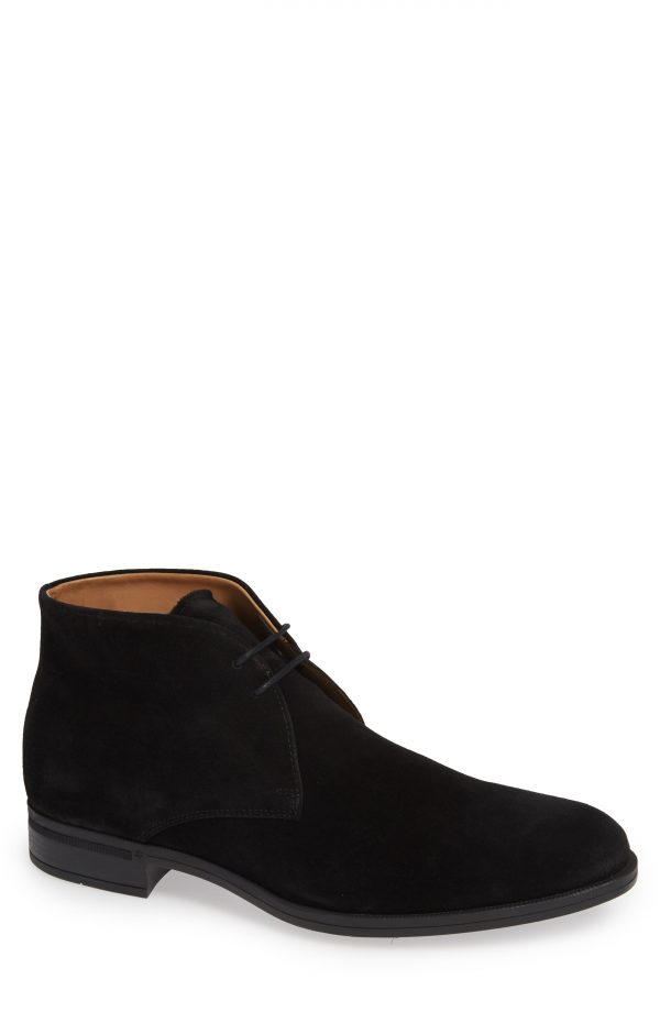 Men's Vince Camuto Iden Chukka Boot, Size 9.5 M - Black