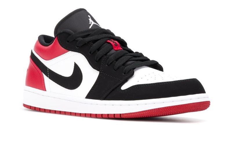 Nike Air Force Ones Colorblock