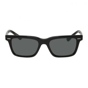 Oliver Peoples The Row Black BA CC Sunglasses
