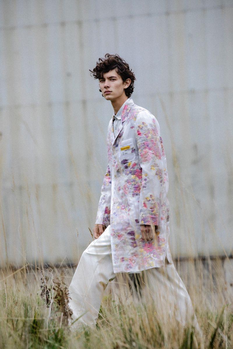 Prince Nikolai of Denmark Dons Dior Men for Vogue Ukraine Man Cover Story
