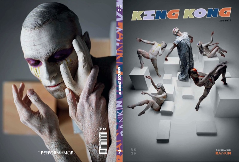 Rankin Captures Dancers for King Kong Cover Shoot