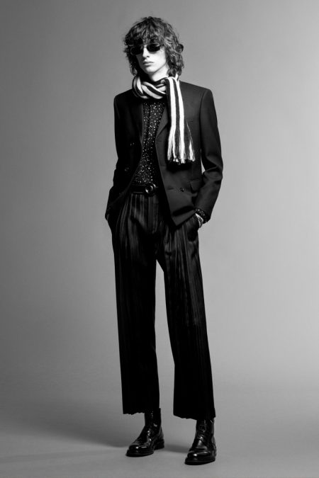 Saint Laurent Continues Its Cool Streak with Pre-Fall '19 Collection
