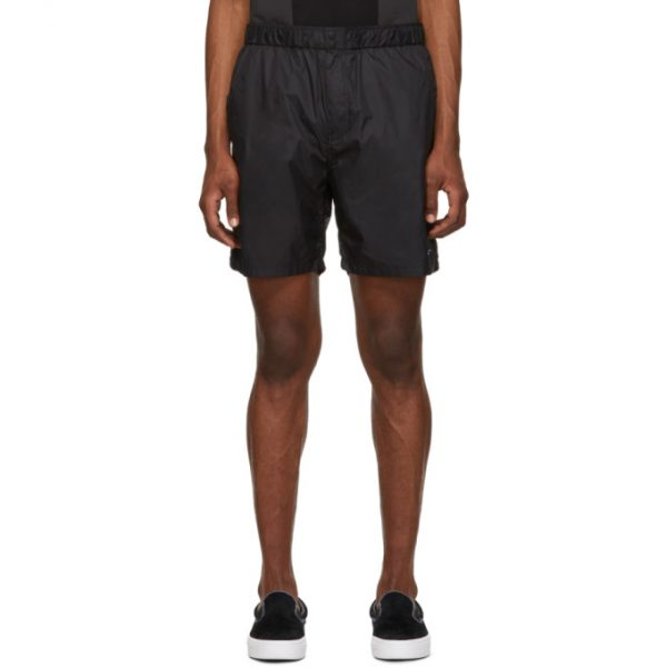 Saturdays NYC Black Trent Shorts