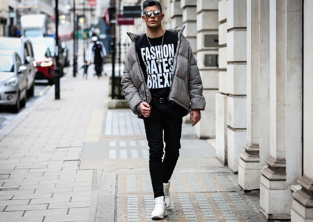 London Fashion Week Mens: Streetwear and sportswear