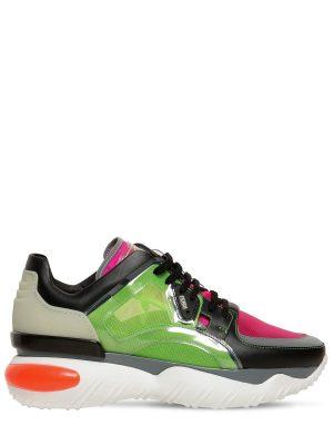 Transparent Running Low Top Sneakers