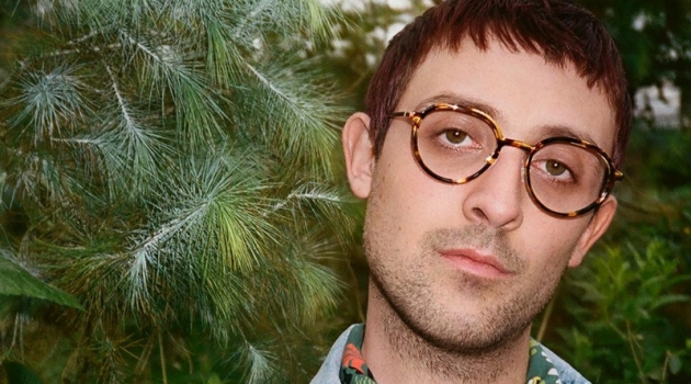 Ryan dons Warby Parker Whitaker glasses, starting at $145.