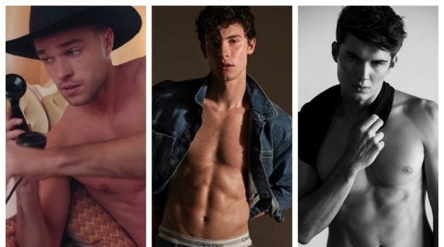 Week in Review: GUESS, Shawn Mendes for Calvin Klein, 'Invasion' + More
