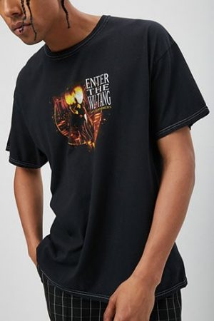 Wu-Tang Clan Graphic Tee at Forever 21 Black/multi