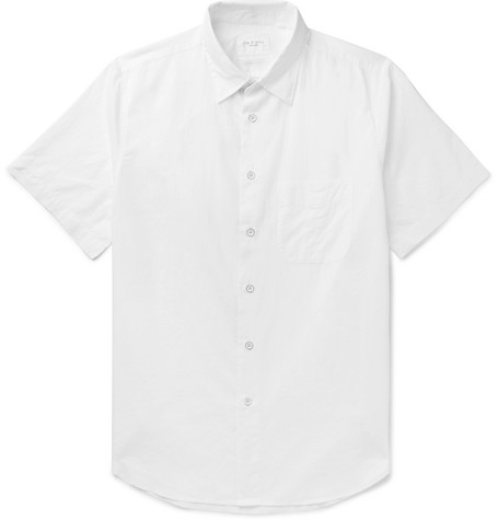 rag & bone - Fit 3 Cotton and Linen-Blend Shirt - Men - White