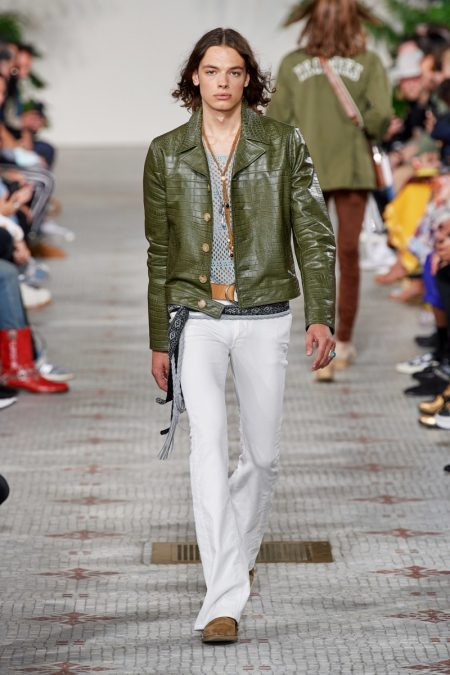 AMIRI Champions Boho Chic Style for Spring '20 Collection