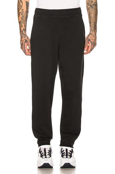 Acne Studios Franco Acid Trousers in Black. - size XL (also in S,M,L)