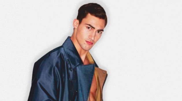 Alessio Pozzi is Picture-Perfect for Esquire México