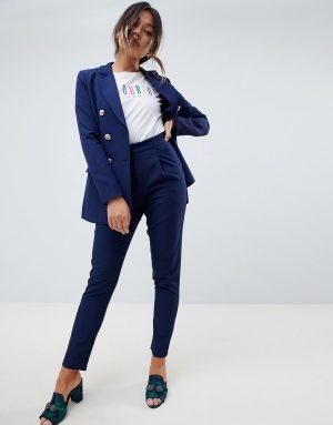 Amy Lynn Tailored PANTS - Navy
